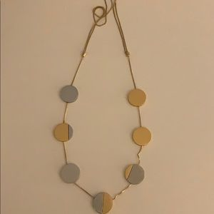 Madewell moonphase necklace